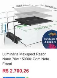 Luminaria Maxspect Razor (R420R 70w 15.000k)