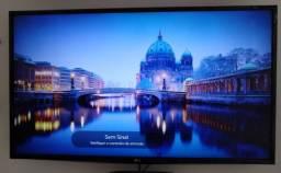 """Smartv LG webOS 43"""" UH6100 com defeito na imagem"""