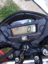 Moto Honda CG 125I FAN 2017