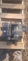 Comando hidráulico