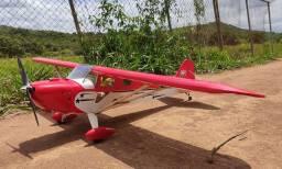 Aeromodelo Taylor craft gasolina dle 30 cc