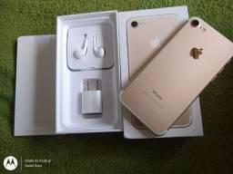 iPhone 7 32Gb aparelho está novo !!!!! Nota e caixa