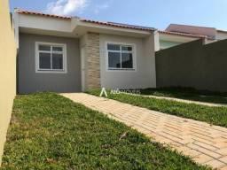 Casa com 2 dormitórios à venda, 43 m² por R$ 158.000,00 - Estados - Fazenda Rio Grande/PR