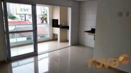 Apartamento à venda com 1 dormitórios em Setor marista, Goiânia cod:NOV235811