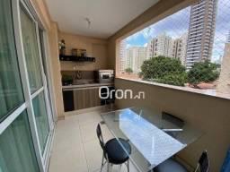 Apartamento com 3 dormitórios à venda, 105 m² por R$ 535.000,00 - Vila Maria José - Goiâni