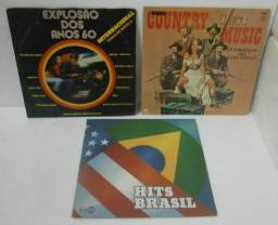 Vinil Lote 05 - Coletâneas Internacionais