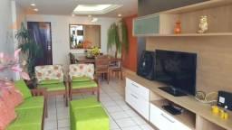 Apartamento com 3 quartos para alugar, 116 m² por R$ 3.683/mês - Boa Viagem - Recife/PE