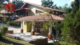 Casa Guaraville com 4 dormitórios à venda, 184 m² por R$ 750.000 - Centro - Baturité/CE