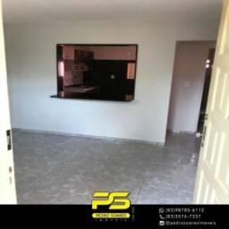 Apartamento com 2 dormitórios à venda, 56 m² por R$ 117.000 - Bairro das Indústrias - João