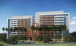 Sala no Reserva Jequitibá à venda, 42 m² por R$ 215.000 - Loteamento Santa Rosa - Piracica