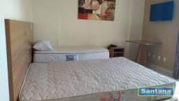 Apartamento com 1 dormitório à venda, 25 m² por R$ 60.000 - Termas place - Caldas Novas/GO