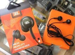 Fone de ouvido JBL - Qualidade boa - Entrega grátis
