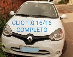 CLIO 1.0 16/16 Expression/ Apenas 27mil km/ EXTRAAAA - 2016