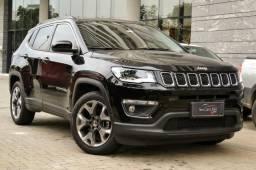 Usado, Jeep Compass Longitude 2.0 - Único dono - Bancos brancos - Som beats - 2019 comprar usado  São Paulo