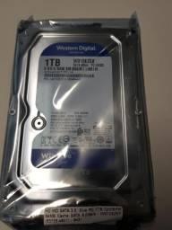 HD Wester Digital Blue 1TB NOVO