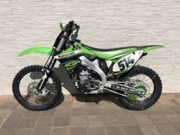 Kawasaki kx 250 - 2012