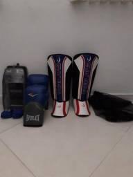 Kit Box e Muay Thai