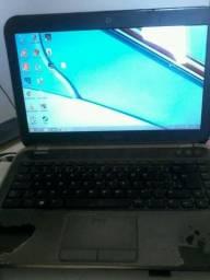 Notebook Gamer Dell i5 Vendo ou troco Por Ps3 ou Xbox 360