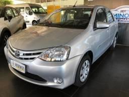 Etios 1.5 Platinum Sedan 16v Flex 4p Automatico Comservado - 2017