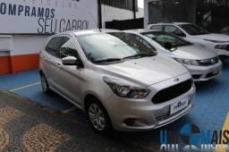 Ford Ka 1.0 Se 2018 Completo Impecavel Super Economico Apenas 34.900 Financia/Troca Ljc - 2018