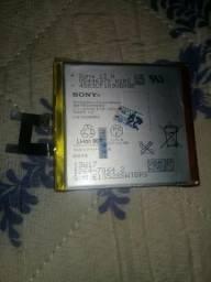 Vendo bateria sony 13 w. bateria nova original