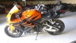 Moto Para Retirada de Peças / Sucata Honda Cbr 600 rr Ano 2006
