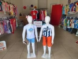Loja de roupas infantis