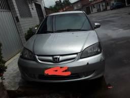 Honda civic completo sucata - 2006