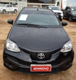 ETIOS 2018/2019 1.5 X PLUS 16V FLEX 4P MANUAL - 2019