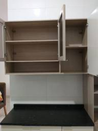 Armário de cozinha semi-novo