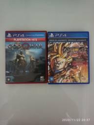 PS4 jogos