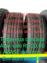 Pneu 235/60/16 R$ 280