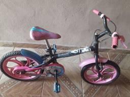 Bicicleta usada aro 16
