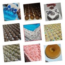 Bolos,tortas em geral