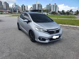 Honda Fit EXL 2018 Baixo Km