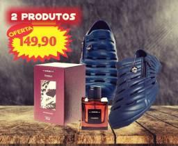 Perfume  e Sapato