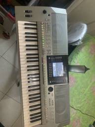 Vendo ou troco em outros  teclados samples