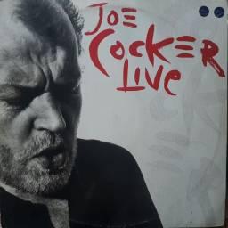 Lp joe Cocker álbum duplo