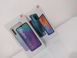 Note 8 64GB - 1.299,00 - Note 9 128gb R$ 1.449,00