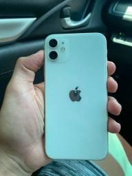 IPhone 11 branco 64g Garantia 10/21