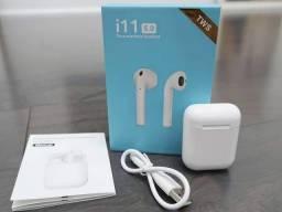 Fone sem fio i11 Bluetooth