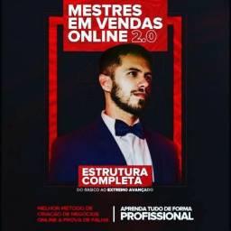 Curso mestre em vendas online