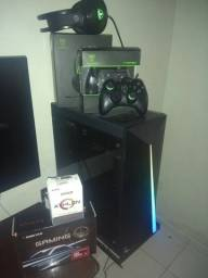 PC Gamer ddr4 + controle + headset