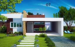 Oportunidade - Ótima Casa 04 quartos Condomínio Vale das Orquídeas (Barato)