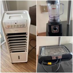 Climatizador / Liquidificador / Churrasqueira
