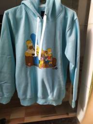 Blusa dos Simpsons