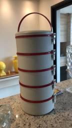 Kit marmita com 5 compartilhamentos