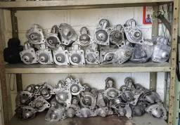 Motores de Partida Revisados, recondicionados com peças novas.