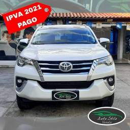 Toyota hilux Sw4 SRX +ipva pg+7 lugares +4x4+2.8+2020+16.232 km+Automático+Disel+ Completo