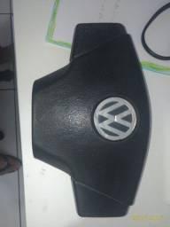 Tampa do volante acionar da buzina VW original.